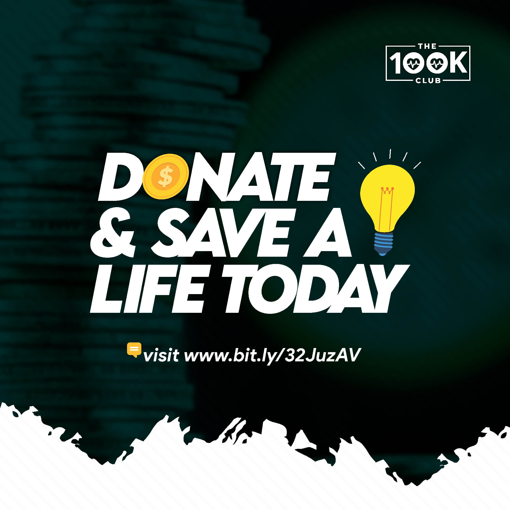 Donate and Save a life_SQUARE
